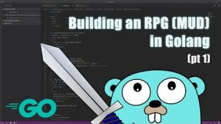 Building an online RPG (multi-user dungeon) in Golang (part 1)